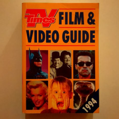 David Quinlan - TV Times Film & Video Guide 1994