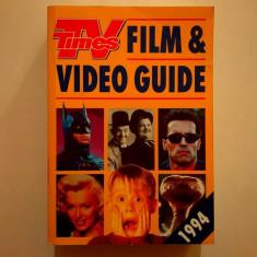 David Quinlan - TV Times Film & Video Guide 1994 - Carte Cinematografie