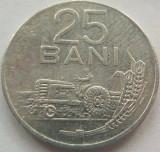 Moneda 25 Bani - RS Romania, anul 1982 *cod 3729  Allu, Aluminiu