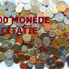 MoKaZiE 300 MONEDE ROMANESTI+STRAINE = STARE EXCELENTA *de la 1 Euro!!! - Moneda Romania, An: 1980