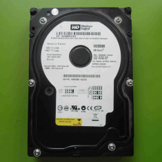 HDD 80GB Western Digital WD800BB ATA IDE - Hard Disk Western Digital, 40-99 GB, Rotatii: 7200, 2 MB