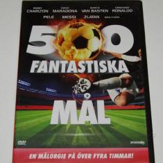 DVD fotbal