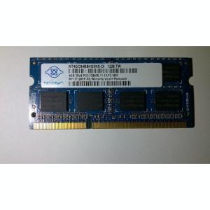 Ram laptop NANYA 4GB  PC3-12800 DDR3 1600MHz NT4GC64B8HG0NS-DI Sodimm 4GB