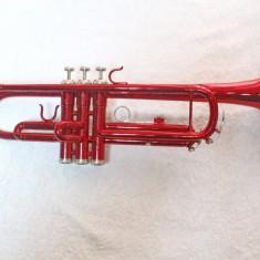Trompeta NOUA ROSU/VISINIU avansati / incepatori Cherrystone Bb Si bemol