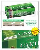 1000 tuburi tigari CARTEL Menthol Carbon Multifilter - mentolate pentru tutun