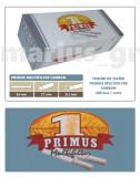 2.000 tuburi de tigari Primus Multifilter cu Carbon activ pentru injectat tutun