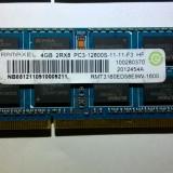 Ram laptop Ramaxel 4GB PC3-12800 DDR3 1600Mhz RMT316ED58E9W-1600 1.5v  ELPIDA