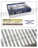 MORENO  2 X 1.000  -  2000 Tuburi de tigari cu filtru alb, pentru injectat tutun