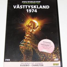 DVD fotbal - Campionatul Mondial Germania 1974