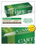 Tuburi de tigari Cartel MENTHOL, mentolat - set / 2.000 tuburi pentru tutun