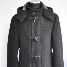 PALTON CU GLUGA MARIMEA L/XL - Palton barbati, Culoare: Din imagine