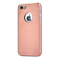 Jelly Case pentru iPhone 6 plus rose gold - Accesoriu electrocasnice bucatarie