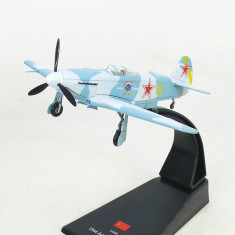 Macheta avion Jakowlew Jak 3 - 1944 U.S.S.R. scara 1:72 - Macheta Aeromodel