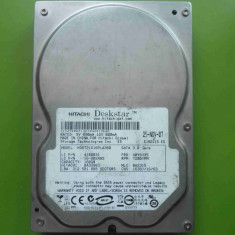 HDD 160GB Hitachi HDS721616PLA380 SATA - DEFECT - Hard Disk Hitachi, 100-199 GB, Rotatii: 7200, 8 MB
