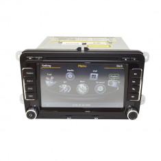 Aproape nou: Sistem navigatie PNI V14 GPS + DVD + TV analogic pentru Volkswagen, Sk