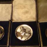 Medalii loc 1 / 2 / 3 - tenis de masa - Germania- 1964 / 1966, Europa
