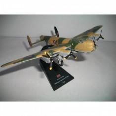 Macheta avion Avro Lancaster B Mk I - 1945 U.K. scara 1:144 - Macheta Aeromodel