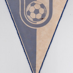 Fanion (vechi si rar) fotbal UNIVERSITATEA CRAIOVA - Fanion fotbal