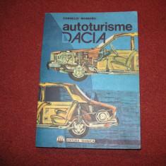 Autoturisme Dacia ~ Corneliu Mondiru