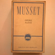 Alfred de Musset – Opere alese - Roman