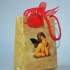 Decoratiune de Craciun Gift -  Music Box incorporat
