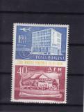 ROMANIA 1964 , LP 595 , ZIUA MARCII POSTALE ROMANESTI  SERIE  MNH, Nestampilat