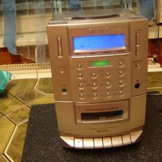 Mini sistem audio sony PMC-R35L -Cititi descrierea. - Combina audio Sony, 0-40 W