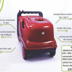 Echipament de spălat cu jet de apă caldă - Super Indy