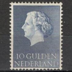 Olanda.1957 Regina Iuliana SN.276 - Timbre straine, Nestampilat