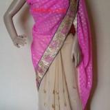 Saree indian SAREE2C, Marime: Marime universala, Culoare: Din imagine