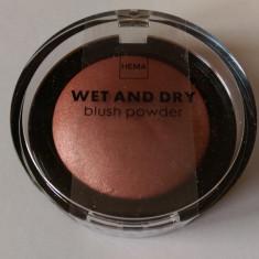 Blush Hema wet&dry