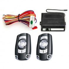 Modul inchidere centralizata cu 2 telecomenzi cu functie confort K205 - Inchidere centralizata Auto