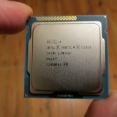 Procesor socket 1155 Intel Ivy Bridge Pentium Dual-Core G2020 2.9GHz +cooler - Procesor PC Intel, Intel Pentium, Numar nuclee: 2, 2.5-3.0 GHz