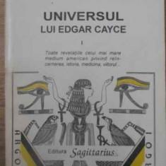 Universul Lui Edgar Cayce Vol.1 - Dorothee Koechlin De Bizemont, 389985 - Carti Budism