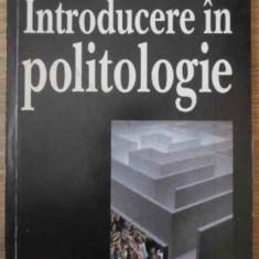 Introducere In Politologie - Adrian-paul Iliescu, 389948 - Carte Politica