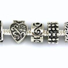 CLIPS STOPPER Charm talisman - pentru bratara PANDORA - Bratara argint