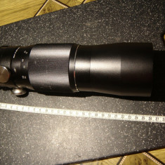 Ansamblu optic obiectiv beroflex