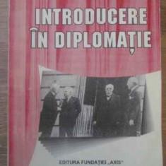 Introducere In Diplomatie - Gh. Iacob, 390077 - Carte Politica