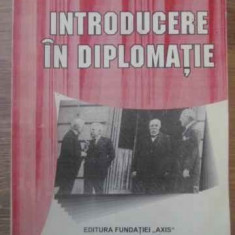 Introducere In Diplomatie - Gh. Iacob, 390077 - Carte Politica