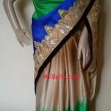 Saree indian SAREE3C, Marime: Marime universala, Culoare: Din imagine