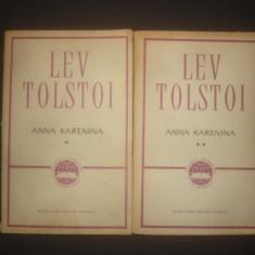ANNA KARENINA - LEV TOLSTOI  2 volume, Alta editura