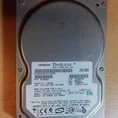 HDD PC Hitachi 160Gb Sata - Hard Disk Hitachi, 100-199 GB, Rotatii: 7200