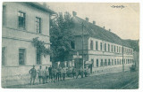 748 - Caras Severin, ORAVITA, Military, cazarma - old postcard - unused, Necirculata, Printata