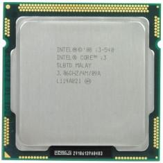 Procesor socket 1156 Intel Core i3 540 3.06Ghz +cooler - Procesor PC Intel, Numar nuclee: 2, Peste 3.0 GHz