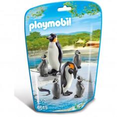 Familie de pinguini Playmobil