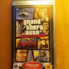 GTA Liberty City Stories - Jocuri PSP Rockstar Games