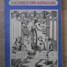 Licuricii Din Adancuri - Florica T. Campan, 390069 - Carte Matematica