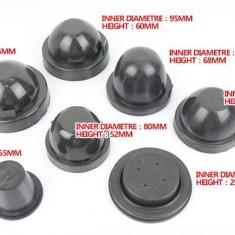 Set 2 capace de cauciuc pentru etansare