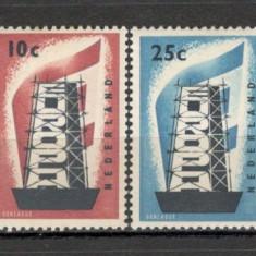 Olanda.1956 EUROPA SN.269 - Timbre straine, Nestampilat
