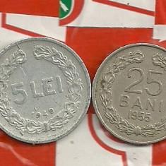 R P R -5 lei 1949 - Moneda Romania